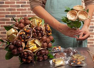Bouquet de chocolat