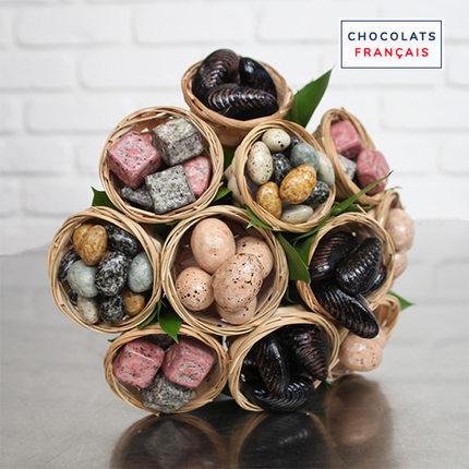 bouquet de chocolat d'été
